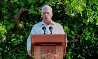 쿠바, 미구엘 디아즈 카넬 (Miguel Diaz Canel) 의장의 베트남 방문일정 발표