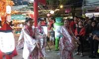 껀터 시에서 일본-베트남 문화무역 축제 폐막