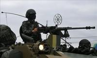 한·미 대대급 군사훈련 재개