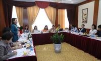 베트남 – 조선 여성 연합회 협력 증진