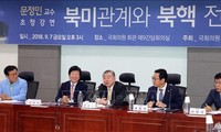 한국, 비핵화 협상의 교착 상태 타개를 제의