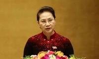 Nguyen Thi Kim Ngan 국회 의장,  한국 공식방문