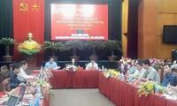 999명의 대표, 제12차 베트남 농민 협회의 전국대표대회에 참여