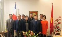 베트남 – 네덜란드, 경제 무역 협력강화