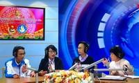나라 발전 촉진을 위한 베트남 학생들은 소질과 창의력 발휘