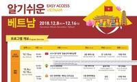 한국에서의 베트남 문화, 음식 체험