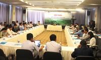 떠이응우옌 성에서 기후 변화 배경 속 결합 농림업 실시