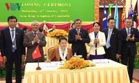 응우옌 티 김 응언국회의장, 27차 아태의원포럼 폐막식 참가