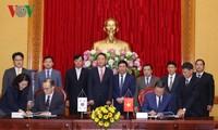 베트남과 한국, 공공안녕 분야 협력 촉진