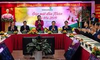 응우옌 티 김 응언 국회의장, Vietcombank 은행,  HDBank은행과 Vietjet Air 항공사 방문