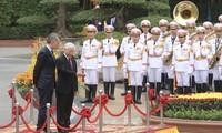 아르헨티나 마우리시오 마끄리 (Mauricio Macri) 대통령, 베트남 국빈 방문 종료