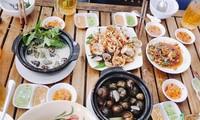 붕따우 야시장 - 해산물을 갈아 먹는 사람들을 위한 천국