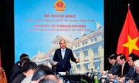 응우옌 쑤언 푹 국무총리, 2차 미-조 정상회담을 맞아 베트남 국가 및 사람 이미지 홍보 촉진