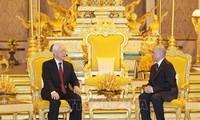 캄보디아 – 베트남 관계, 새로운 차원으로 발전