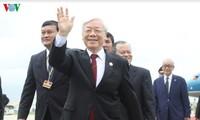 베트남, 선린 관계 유지 촉진