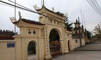 용이 웅비하는 탕롱(昇龍)의 웅장한 역사를 담고 있는 락티 당집(祠院)