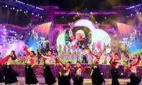 """2019년 """"반"""" 꽃 축제에 많은 활동들"""