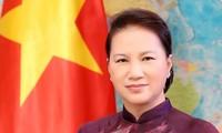 응우옌 티 낌 응언 국회의장, 프랑스 및 모로코 공식방문 시작, 유럽의회 방문, IPU-140 참가