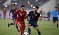 베트남 U23 팀, 태국 U23를  4 - 0으로 격파함으로서  2020 AFC  U23 아시아  축구 선수권 대회 결승전에 공식 진출