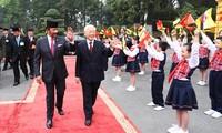 하사날 볼키아 브루나이 군주국 술탄, 베트남 국빈 방문을 공식적으로 시작