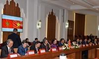 모로코 하원의장, 응우옌 티 낌 응언 국회의장 접견