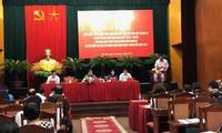 베트남 중앙농민협회 집행부 회의