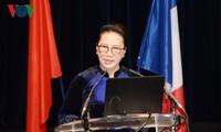 제 11차 베트남-프랑스 지역 간 협력회의 개막식