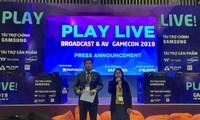 2019년 VIBA Show 및 GAMECON 국제박람회
