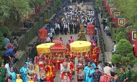 음력 3월 10일 훙 브엉(Hùng Vương) 추모 기념일 맞아