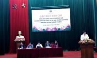 베트남 건강 프로그램과 8차 청년의사 표창 등 활동