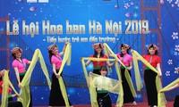반꽃 축제, 처음으로 하노이에서 개최