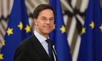 네덜란드 총리, 베트남 공식방문 시작