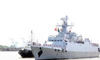 방글라데시 해군경비정, 호찌민시 친선방문