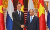 베트남과 네덜란드 간의 관계, 포괄적 파트너로 격상