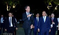 마크 루테 네덜란드 총리,  우리는 베트남 국민들의 유럽 친구