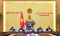 국회 상무위원회, 33차 합동 회의 개최