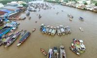 껀터 시, 메콩 그린마을의 친환경 관광 모형 개발