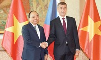 베트남과 체코- 모든 분야에서의 협력 강화