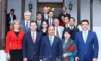 베트남과 루마니아, 체코 간의 커다란 협력 공간 열어