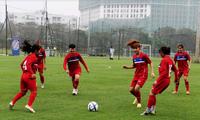 여자U19베트남팀, 2019 아시아 여자U19 경기 준비