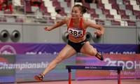 아시아 육상 챔피언십 경기, 꽈익 티 란 선수400m 장애물 금메달