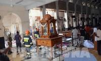 IS, 스리랑카 폭발 테러에 대한 주범 자처