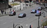 러시아-조선 정상, 러시아대통령 블라디보스톡으로 회담 준비