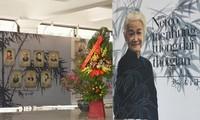 베트남 영웅 어머니 초상에 관한 미술전시회