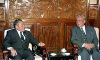 각국 지도자, 베트남 당 지도자, 정부, 국민 및 레 득 아인 전 국가주석 유족에 조전 전달
