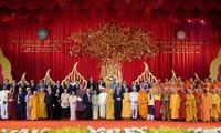 베트남 불교, 세계평화 건설을 위한 각국 불교와의 연대