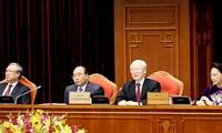 베트남 공산당 중앙 집행위원회의 제10차 회의, 제13기 당대회 제출 문건 토의