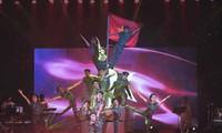 """2019-ASEAN 음악축제"" 불꽃축제 행사"