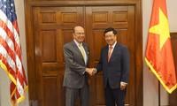 베트남 – 미국, 경제∙무역∙투자∙국방 협력 계속 추진