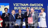 베트남 – 스웨던 기업포럼